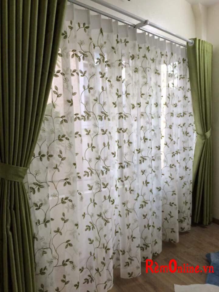 Rèm vải đẹp, tiện dụng cho mọi nhà