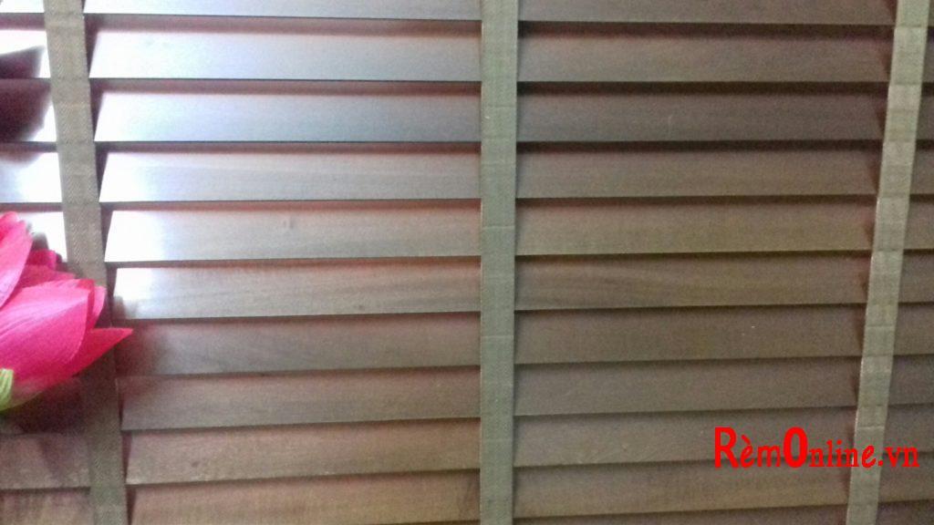 độ bền của rèm gỗ là bao nhiêu