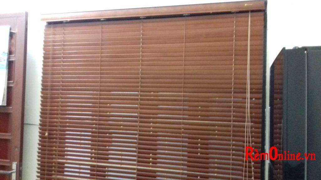 rèm gỗ lắp ở đâu thì đẹp và sang trọng ở chỗ đó