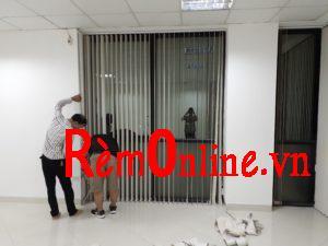 cách đo đạc lắp đặt rèm lá dọc cho những ô cửa