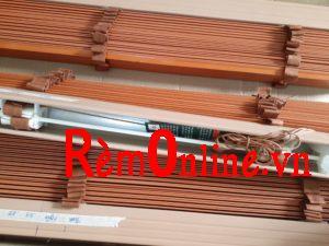 dịch vụ lắp đặt sửa chữa rèm gỗ tự nhiên ngay tại nhà