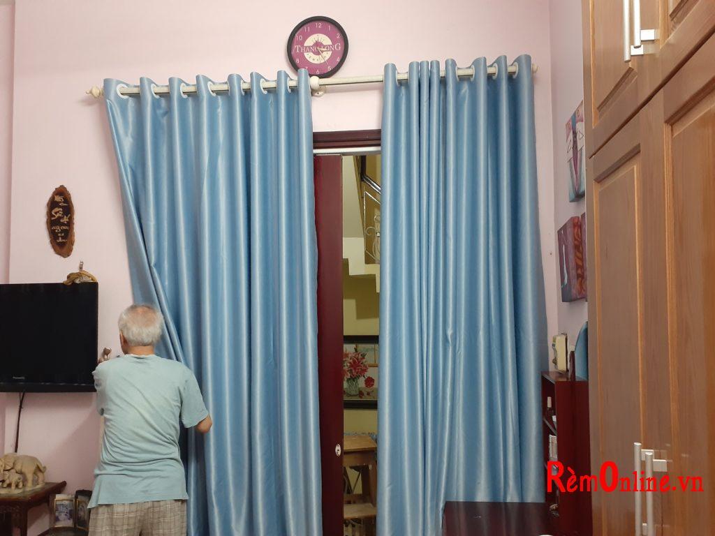 hãy mua lắp những bộ rèm đẹp để căn phòng giàu sức sống hơn