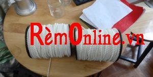 trụ đỡ thanh rèm dây kéo rèm