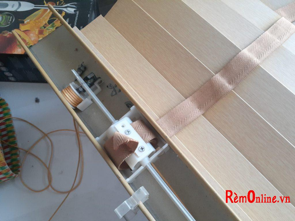 dây đai rèm gỗ