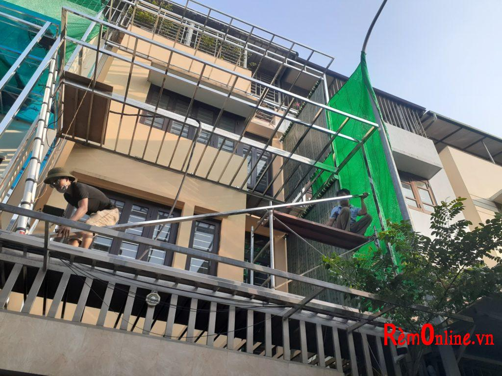 chúng tôi đã thi công nhiều công trình khá là khó. Nhiều công trình khách rất hài lòng khi làm việc với chúng tôi